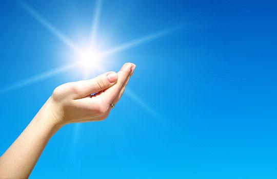 Возьми энергию солнца